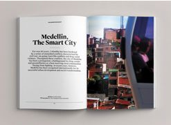 """Our third and final feature story: """"Medellin, The Smart City"""" by Theresa Bean"""