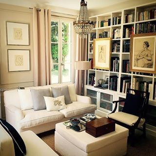 #interior #design #country #house #architecture #antiques #art #books  #library #gentleman #dapper #dandy #luxury #lifestyle