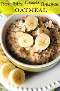 This time of year is PERFECT for some warm, delicious, hearty oatmeal in the mornings! Here is a HEALTHY, 21 Day Fix - approved recipe that ...