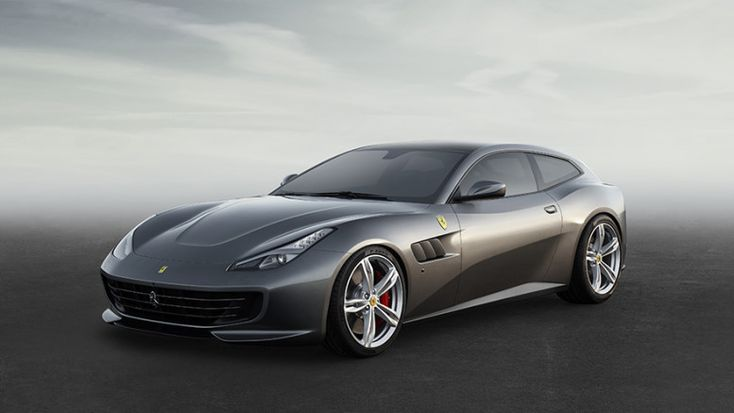 2017 Ferrari GTC4Lusso: 6.3-liters V12, 681 horsepower, 697 Nm of torque at 5,750 rpm, top speed 335 km/h (208 mph, 0-100 km/h in 3.4 sec.