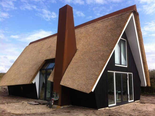 Prefab gezinswoning of recreatiewoning Dingemans Architectuur   horeca…