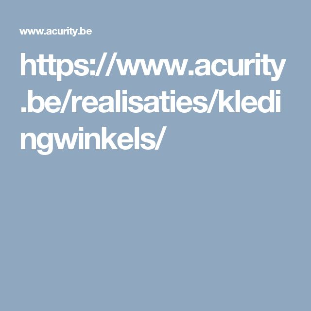 https://www.acurity.be/realisaties/kledingwinkels/