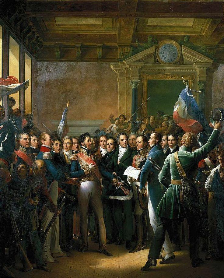 Französische Revolution 1830