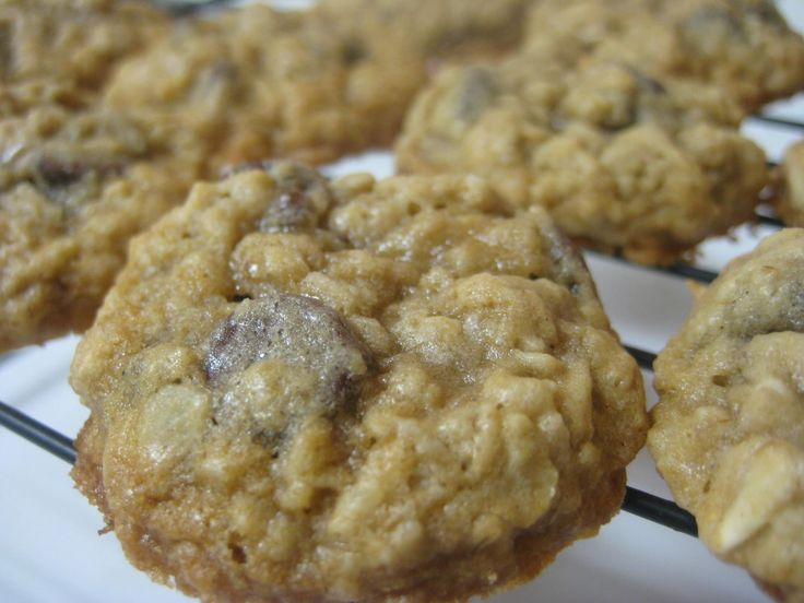 {Yummy} Recipe: Vanishing Oatmeal Chocolate Chip Cookies « Don't Waste the Crumbs!Don't Waste the Crumbs!