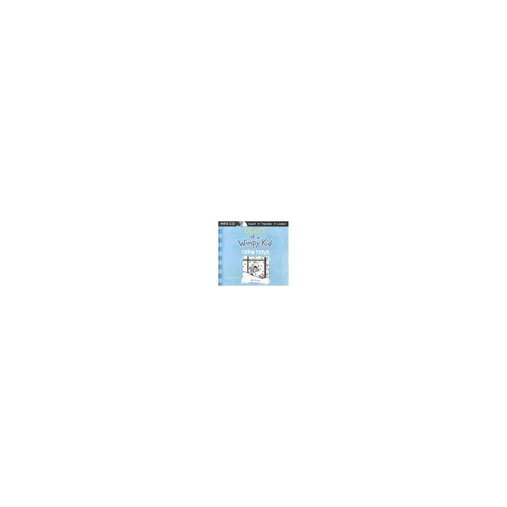 Cabin Fever (Unabridged) (MP3-CD) (Jeff Kinney)