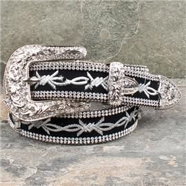 Barbed Wire Belt. I would do anything for this belt!!!!!