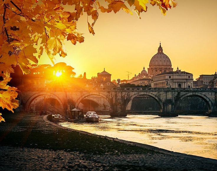 Ρώμη: Τα hot spots του φθινοπώρου