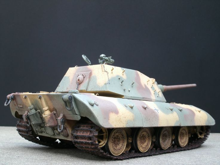12 best images about German E100 Tank on Pinterest ...