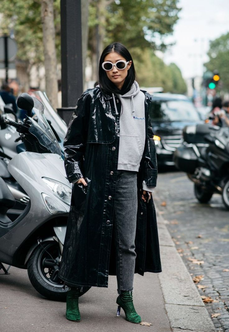 Streetwear chic outfit