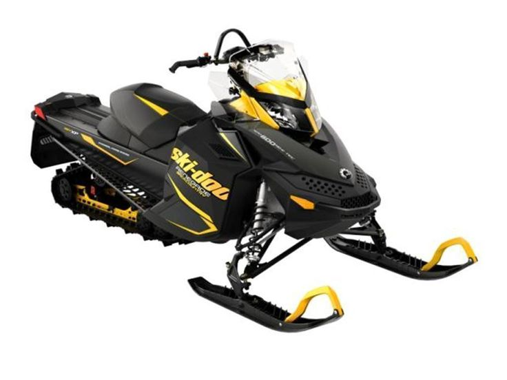 Motoneige Ski-Doo Renegade backcountry 600 cc 2 temps.