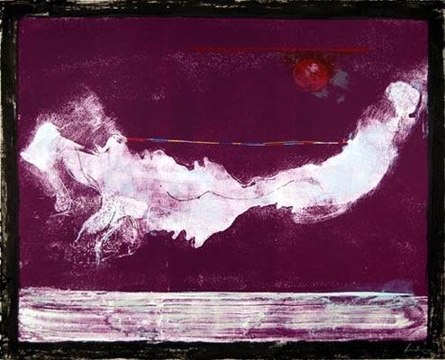 Helen Frankenthaler--Abstractionist, American Postwar Period