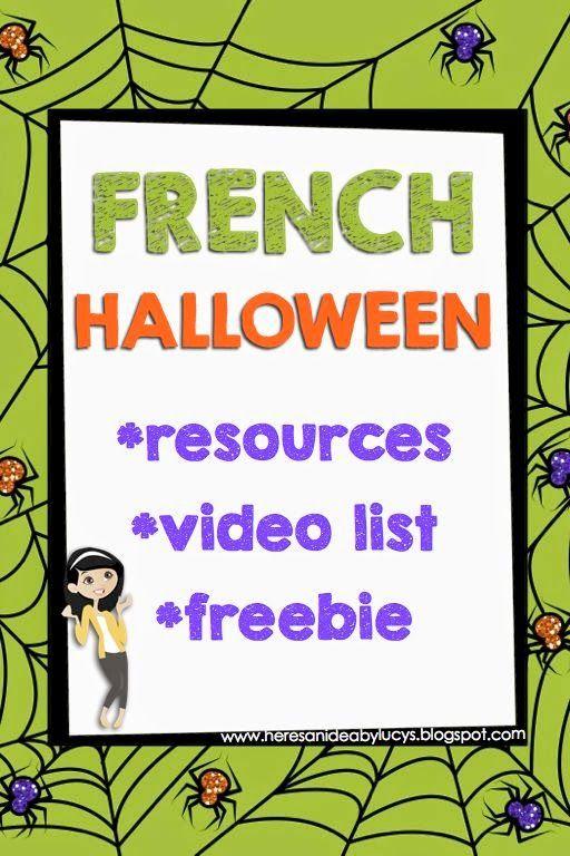 57 best images about french halloween on pinterest. Black Bedroom Furniture Sets. Home Design Ideas