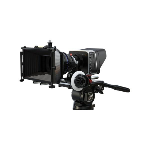 Videocamera digitale per la produzione cinematografica professionale e amatoriale in piena autonomia.
