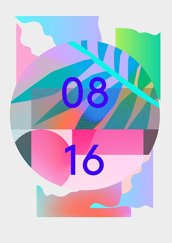 Ultralab apps on Pantone Canvas Gallery