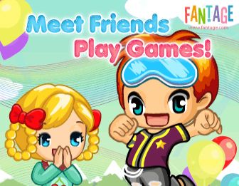 Fantage is a Free to Play MMORPG for kids set in a safe online virtual world.