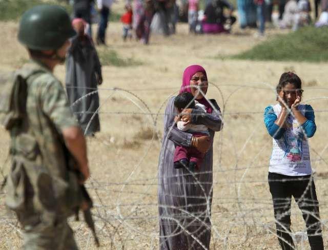 Suriyelilerin sınır kapısındaki görüntüleri - Sayfa - 6 - Sözcü Gazetesi