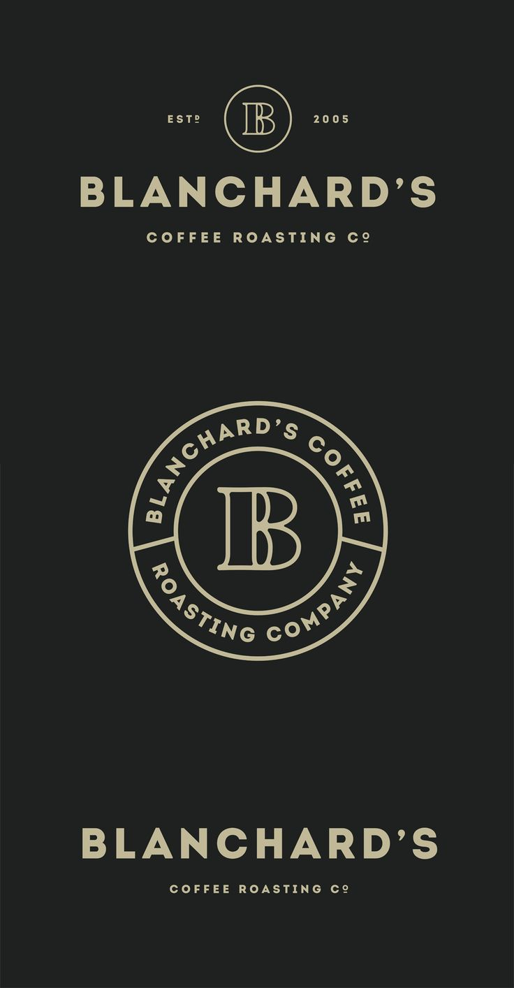 New Logo and Packaging for Blanchard's by Skirven & Croft