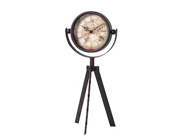 Tripod clock from myHouse.