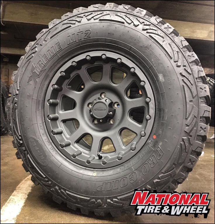 National Wheel and Tire Packages