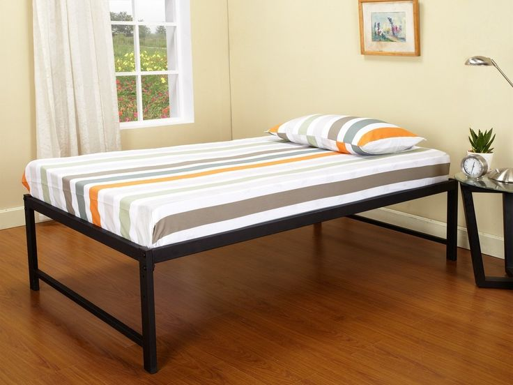 Twin Bed Frames best 25+ cheap twin beds ideas on pinterest | diy twin bed frame