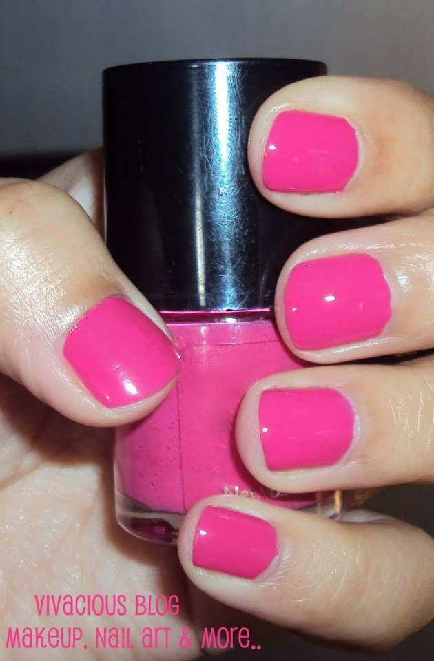 Verniz Pure Colour - Intense Pink