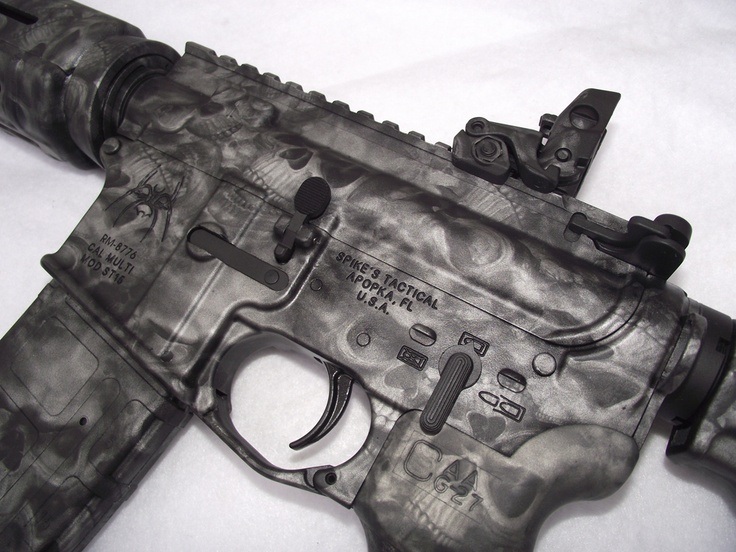 Reaper Black Ar 15 Products With Our Camo Pinterest