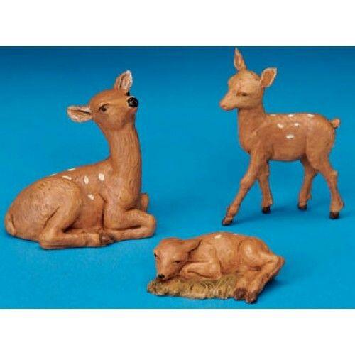 Deer Family, set of 3. 51531.