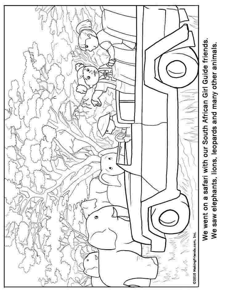 Best Printable South African Coloring Pages 777 Amazing