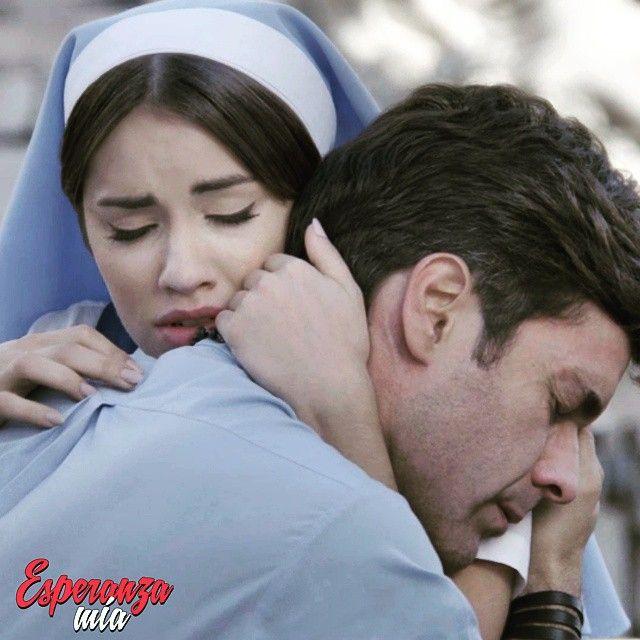 """""""Quedate conmigo Esperanza...""""Hoy en Esperanza Mia"""