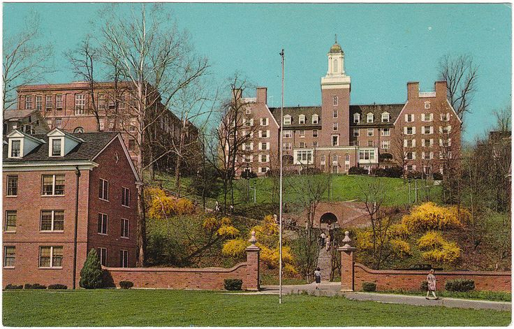Bryan Hall, Ohio University, Athens, Ohio (Date Unknown)