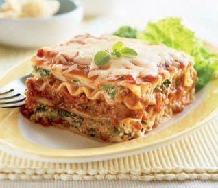 Recipe: Veggie Lasagna Ingredients: 1 pkg Yves Veggie Cuisine Original Veggie Ground Round 3 cups mozzarella cheese, shredded 1 tsp Canola Oil 1 medium... - Yves Veggie Cuisine Canada - Google+