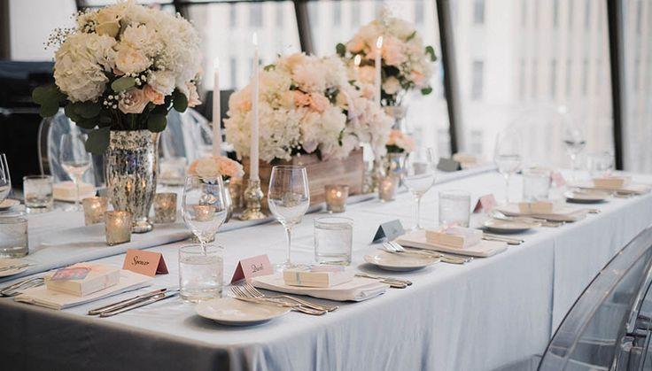 Erika & Thomas'  Toronto Region Board of Trade Wedding