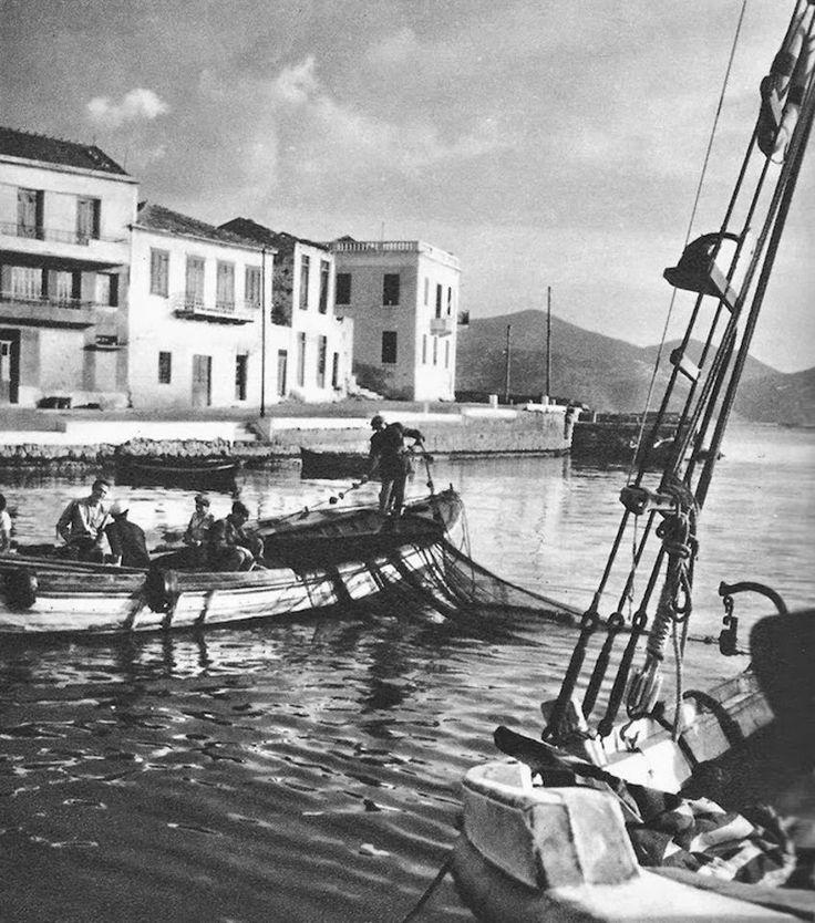 Η Κρήτη του 1950 μέσα από φωτογραφίες του Claude Dervenn-Άγιος Νικόλαος.