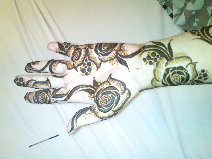 166 best Mehandi images on Pinterest   Henna art, Henna tattoos and ...