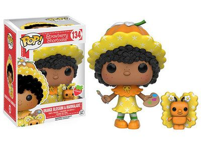 Find Strawberry Shortcake Pop! Vinyl - Orange Blossom & Marmalade : Funko ( 849803102340 )  and browse other popular gift items in Collectibles gifts at Booksamillion.com, Books-A-Million's online book store