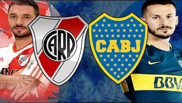 [Radio] River Plate 1 - 2 Boca Juniors. Superliga Argentina - EN VIVO - M. Closs
