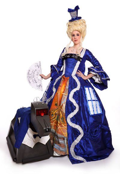 138 best doctor who party ideas images on pinterest for Doctor who themed wedding dresses