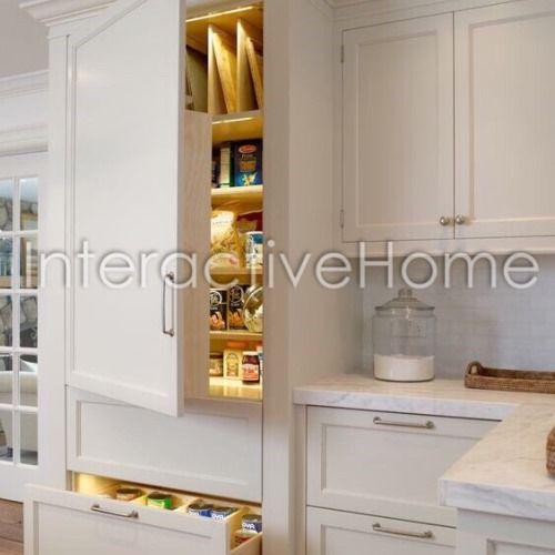 Автоматическая подсветка кухонных шкафов