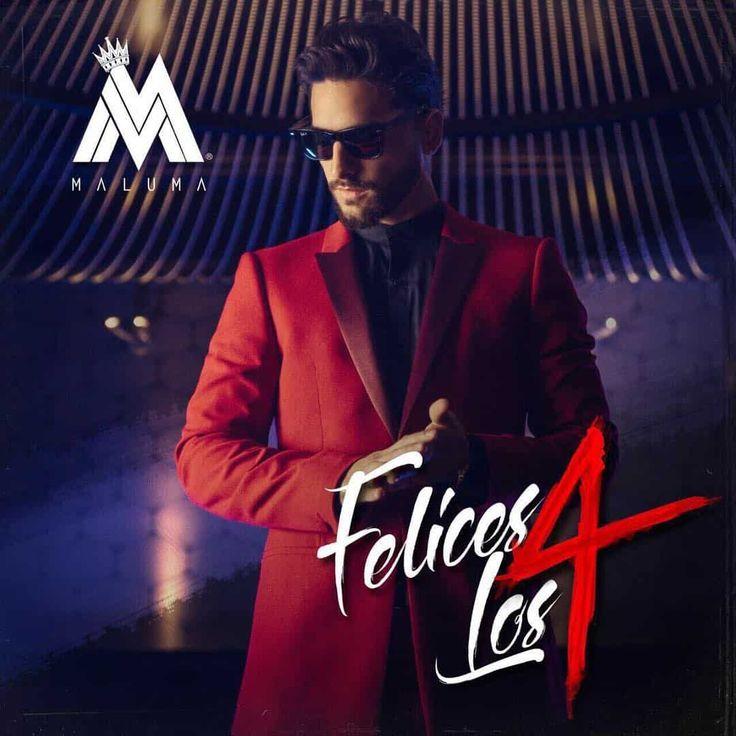 Felices lo 4 letra y canción de Maluma