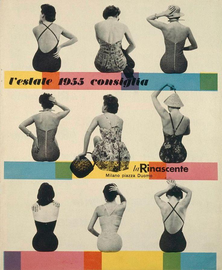 p-dress:  max huber per la rinascente
