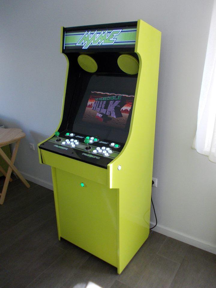9 best Cabinets images on Pinterest | Arcade machine, Arcade games ...
