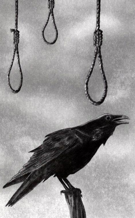 gallows.