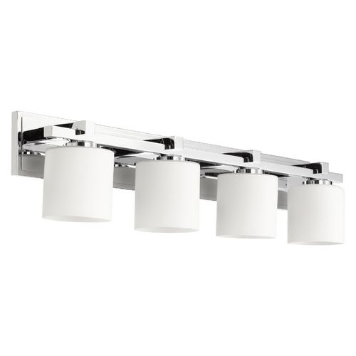 Quorum Lighting Chrome Bathroom Light