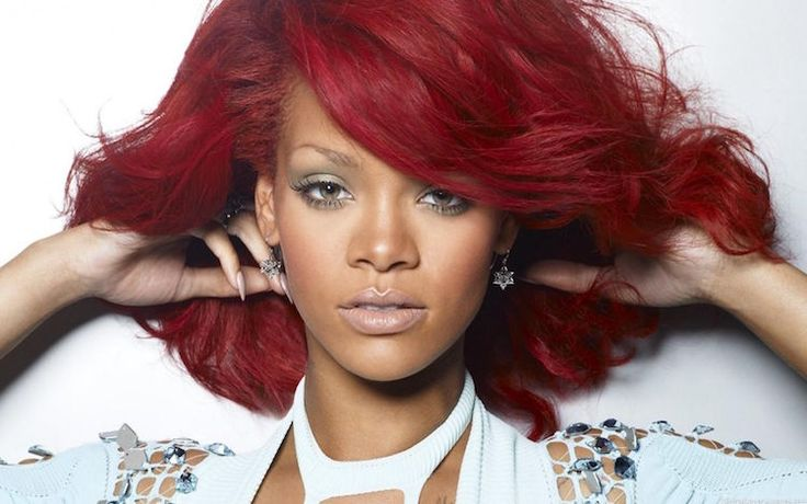 Les 25 meilleures id es de la cat gorie cheveux couleur for Que represente la couleur rouge