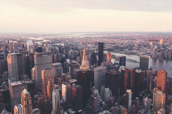 Nyc Skyline Gotham City New York City Nyc Chrysler Building