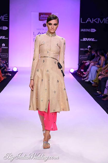 Neeta Lulla at Lakme Fashion Week Summer/Resort 2014