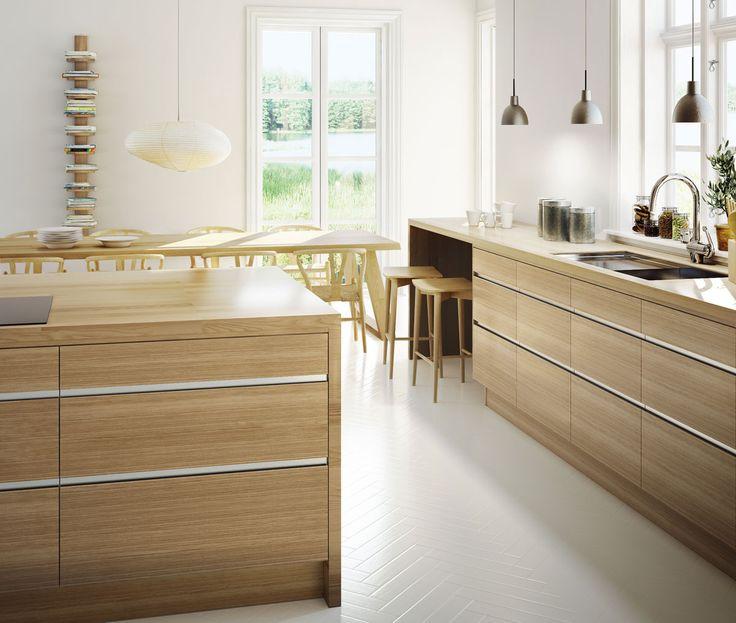 69 best Küche images on Pinterest Home kitchens, Kitchen modern - küchenrückwand ikea erfahrungen