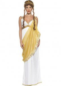 Adult Ladies Roman Toga Helen of Troy Costume