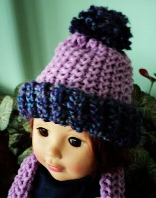Knitting Pattern Doll Hat : 25+ best ideas about Knit doll hat on Pinterest Fabric toys diy, Cute toys ...