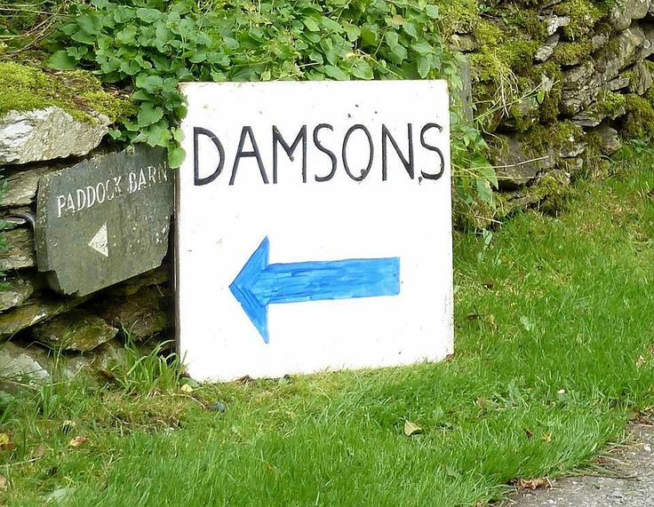 A bumper crop of Damsons this year means plenty of little road side stalls along the Lyth Valley. The Damsons for our Damson Jam came from the beautiful Old Post Office in Winster.